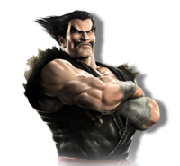Playstation all-stars battle royale heihachi cg