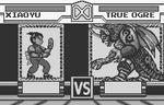 Tekken card challenge ling xiaoyu vs true ogre