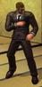 Homme garde du corps scenario campaign