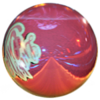 Boule de bowling lucky chloe