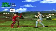 Tekken 2 - Mode Pratice - Pensées des personnages - Anna Williams (2)