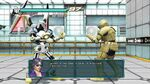 Labo de combat combot niveau 4