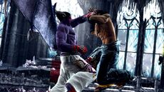 Devil Kazuya vs Jin - TTT2