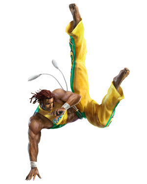 Eddy Gordo tekken 6 bloodline rebellion CG