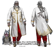 Concept art leroy smith tekken 7