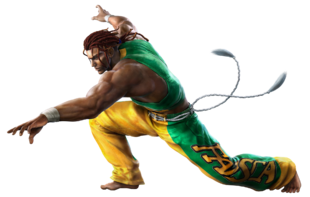 Eddy Gordo CG Tekken Tag Tournament 2