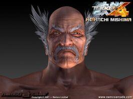Heihachi Mishima Tekkenpedia Fr Fandom Powered By Wikia