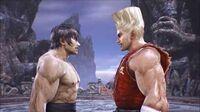 Tekken 7 - Marshall Law Ending