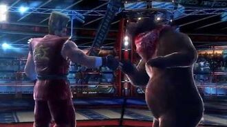 Tekken Tag Tournament 2 - AOU 2011 Trailer