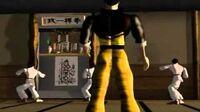 Tekken - Marshall Law Ending