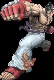 Street fighter x tekken kazuya