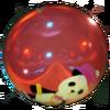 Boule de bowling panda