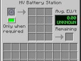 HV Battery Station