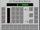 LV Charging Bench