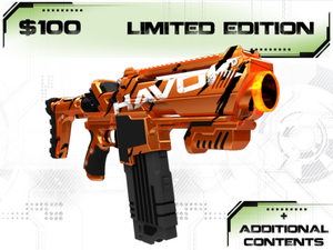 Tek Recon Orange Havok