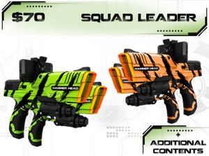 Tek Recon Squad Leader
