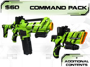 Tek Recon Commando