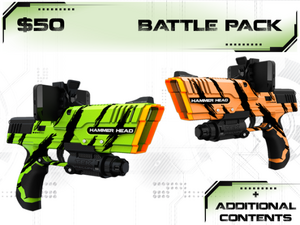 Tek Recon Battle