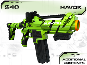 Tek Recon Havok Pack
