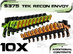 Tek Recon Hammerhead Envoy