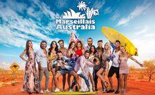 Les marseillais australia - photo officielle