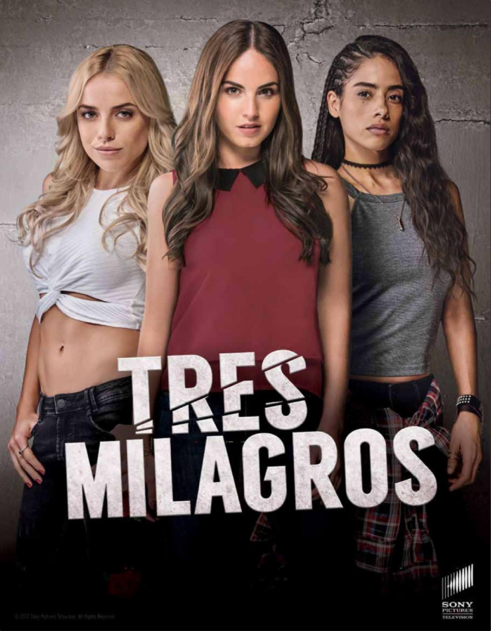 Tres Milagros (2018) | Telenovela Database Wikia | FANDOM