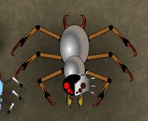 Bug Queen (Telepath RPG 2)
