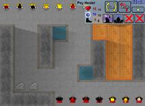 Psy Healer Duel (Telepath RPG 2)
