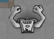 Stone Golem (Telepath RPG 2)