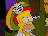 Homer is too cool for this planet