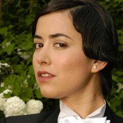 Lucrecia Santa María en El Señor de la Querencia (TVN, 2008)