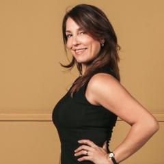 Julia Molina en Si Yo Fuera Rico (Mega, 2018)
