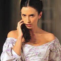 Mercedes Rivas en Martín Rivas (TVN, 2010)
