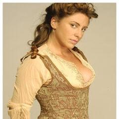 Marietta Ragano en Los Capo (TVN 2005)