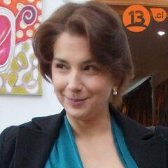 Teresa Acuña en <i><a href=