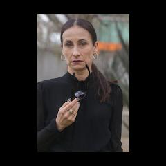 Agustina Lyon en ¿Dime Quién Fue? (TVN, 2017)