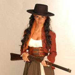 Trinidad Molina en Los Pincheira (TVN, 2004)