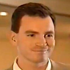 Anibal Donoso en Estúpido Cupido (TVN, 1995)
