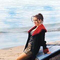 Celia Maki en Santo Ladron (TVN 2000)