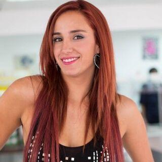 Lorena Salazar en Las Dos Carolinas (Chilevisión, 2014)