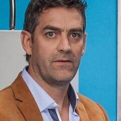 Franco Andrade en Volver a Amar (TVN, 2014)