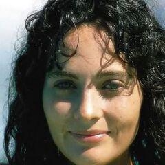 Angélica Díaz en Amor a Domicilio (Canal 13, 1995)
