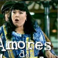 Mónica Peralta en Amores de Mercado (TVN 2001)