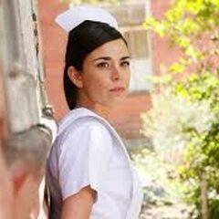 Julieta Romero en Perdona Nuestros Pecados (Mega, 2018)
