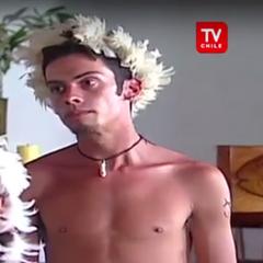 Patricio Tepano en Iorana (TVN, 1998)