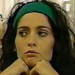 Deborah Meneses en Playa Salvaje (Canal 13, 1997)