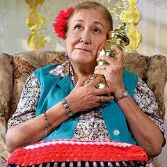 Manuela Flores en <i><a href=