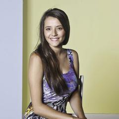 Claudia Lagos en Pobre Rico (TVN, 2012)