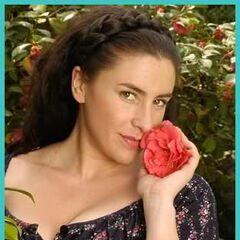María Pradenas en El Señor de la Querencia (TVN 2008)