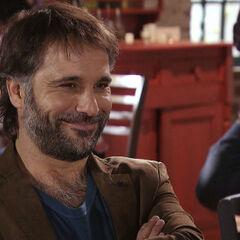 Luciano Vendramini en Chipe Libre (Canal 13, 2014)